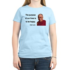 Dalai Lama 17 Women's Light T-Shirt