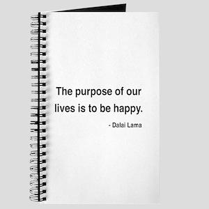 Dalai Lama 17 Journal