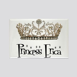 Princess Erica Rectangle Magnet