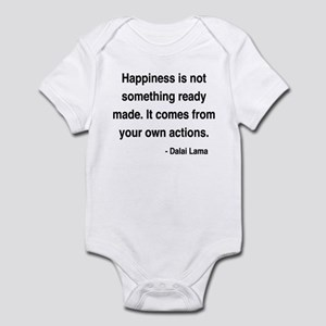 Dalai Lama 18 Infant Bodysuit