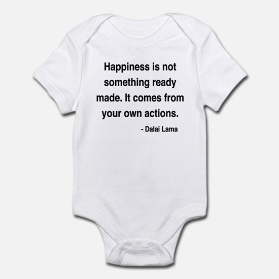 Dalai Lama 18 Infant Bodysuit