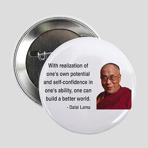 "Dalai Lama 19 2.25"" Button"
