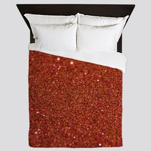 Glitter_004_by_JAMColors Queen Duvet