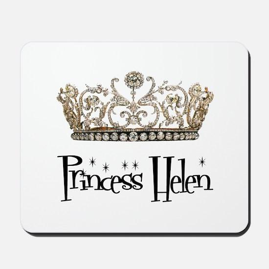 Princess Helen Mousepad