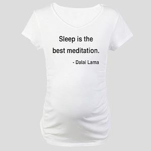Dalai Lama 20 Maternity T-Shirt