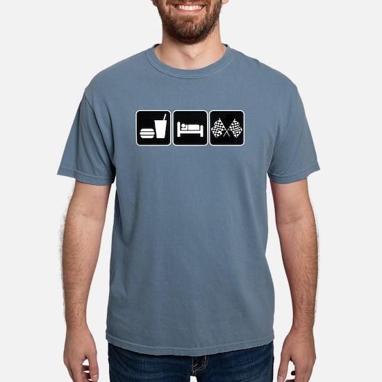 Eat Sleep Race T-Shirt