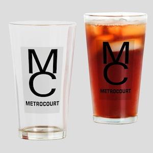 GeneralHospitalTV Metro Court Drinking Glass