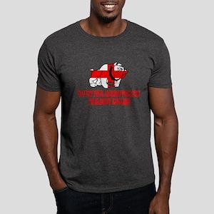 Cockney Rhyme Bulldog Dark T-Shirt