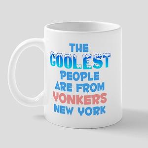 Coolest: Yonkers, NY Mug