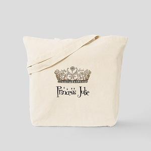 Princess Julie Tote Bag