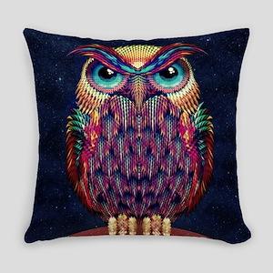 Owl 2 Everyday Pillow