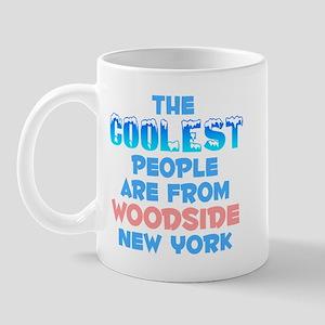 Coolest: Woodside, NY Mug