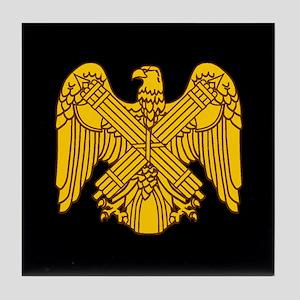 Fascist Eagle Tile Coaster