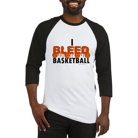 I Bleed Basketball Baseball Jersey