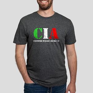 CIA Certified Italian American T-Shirt