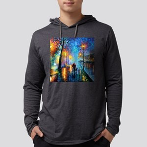 Evening Walk Long Sleeve T-Shirt