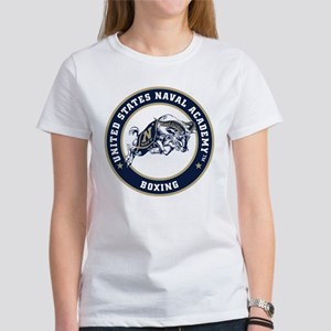 US Naval Academy Boxing Women's Classic T-Shirt