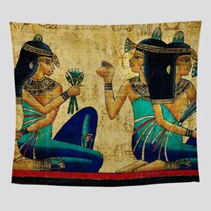 Egyptian Queens Wall Tapestry
