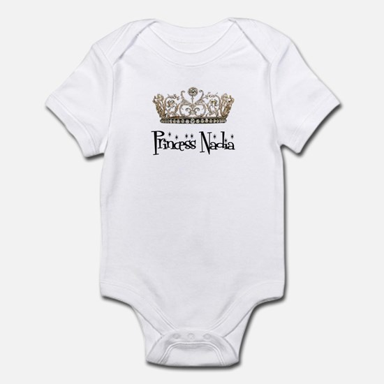 Princess Nadia Infant Bodysuit