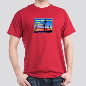 SUNSET Dark T-Shirt