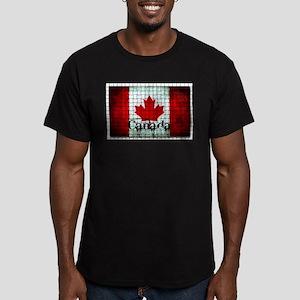 Canada flag distressed T-Shirt