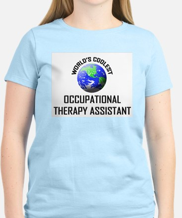 World's Coolest OCCUPATIONAL THERAPY ASSISTANT Wom
