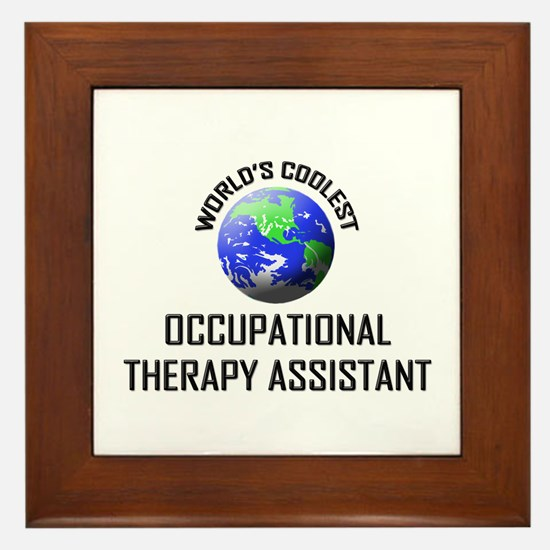 World's Coolest OCCUPATIONAL THERAPY ASSISTANT Fra