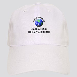 World's Coolest OCCUPATIONAL THERAPY ASSISTANT Cap