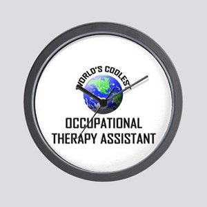 World's Coolest OCCUPATIONAL THERAPY ASSISTANT Wal