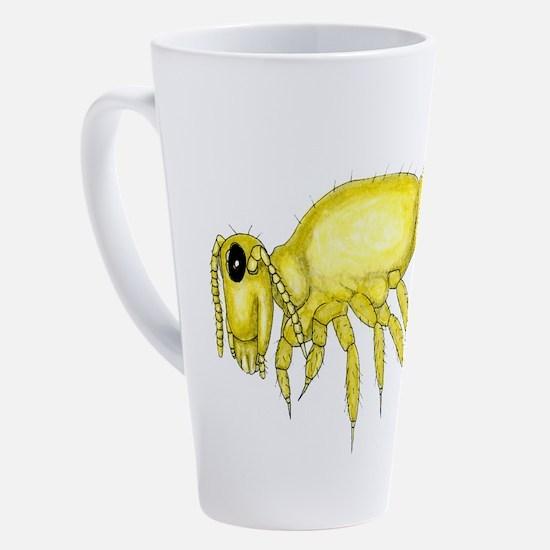 Cute Zoology 17 oz Latte Mug