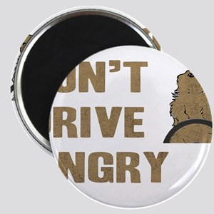 Don't Drive Angry Magnet