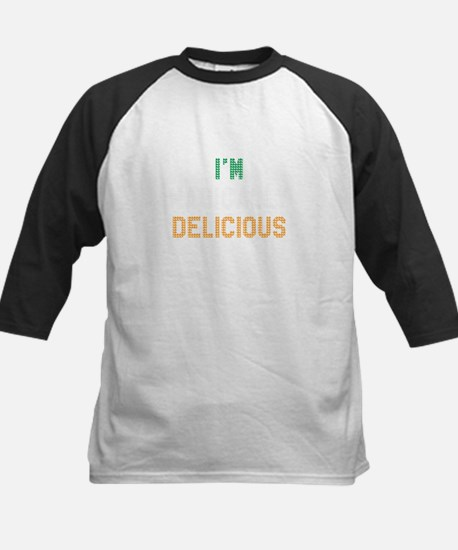 I'm Magically Delicious Funny St P Baseball Jersey