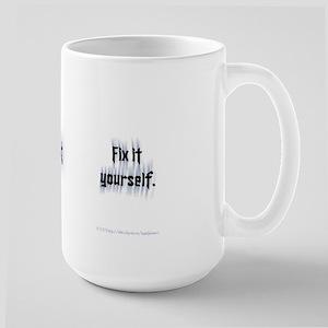Father's Day Holiday Large Mug