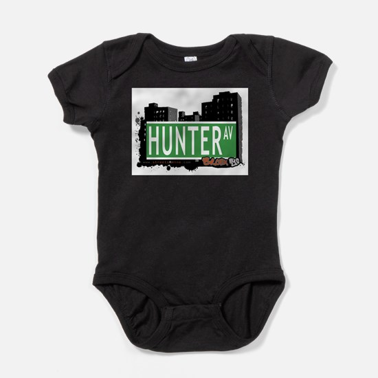 Hunter Av, Bronx, NYC Infant Bodysuit Body Suit