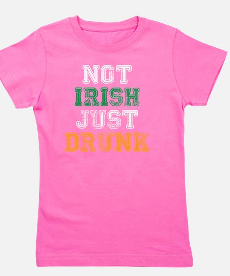 Irish lassie Girl's Tee