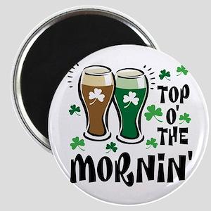 Top O' The Mornin' Magnet