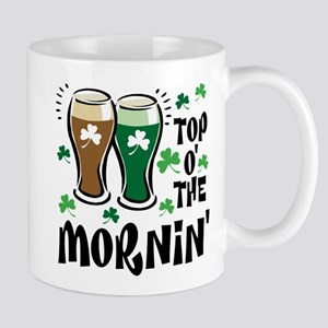 Top O' The Mornin' Mug