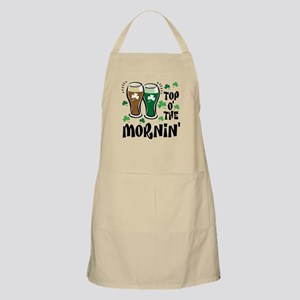 Top O' The Mornin' BBQ Apron