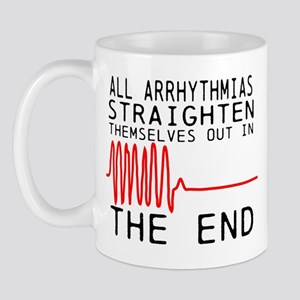 Arrhythmias Mug