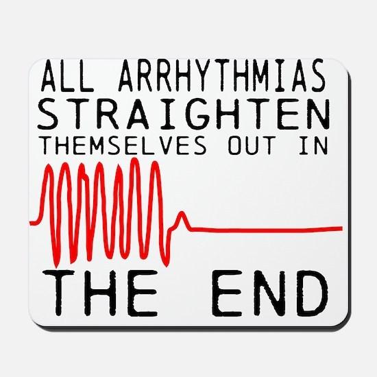 Arrhythmias Mousepad