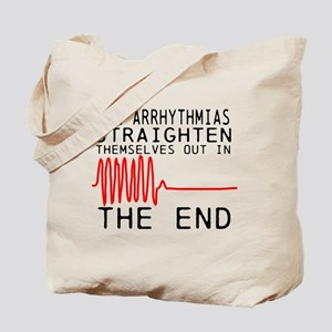 Arrhythmias Tote Bag