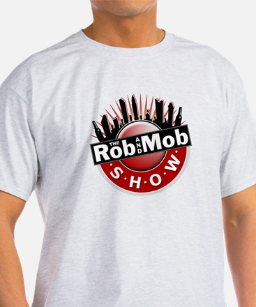 Rob and Mob Show White T-Shirt