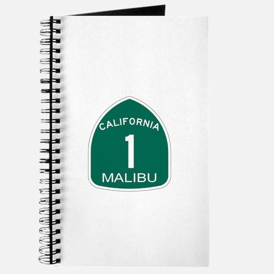 Malibu, California Highway 1 Journal
