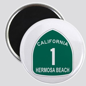 Hermosa Beach, California Hig Magnet