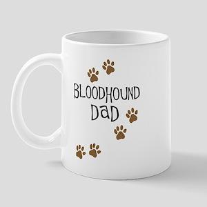 Bloodhound Dad Mug