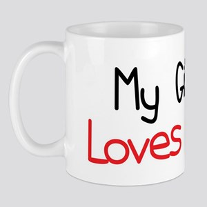 My GiGi Loves Me Mug