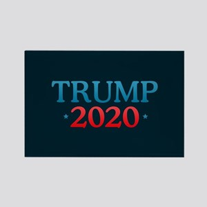 Trump 2020 Rectangle Magnet