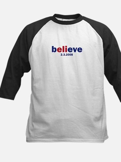 Believe Kids Baseball Jersey