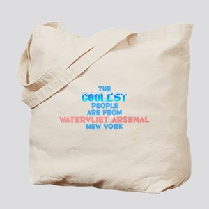 Coolest: Watervliet Ars, NY Tote Bag