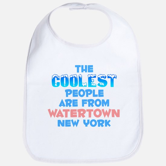 Coolest: Watertown, NY Bib